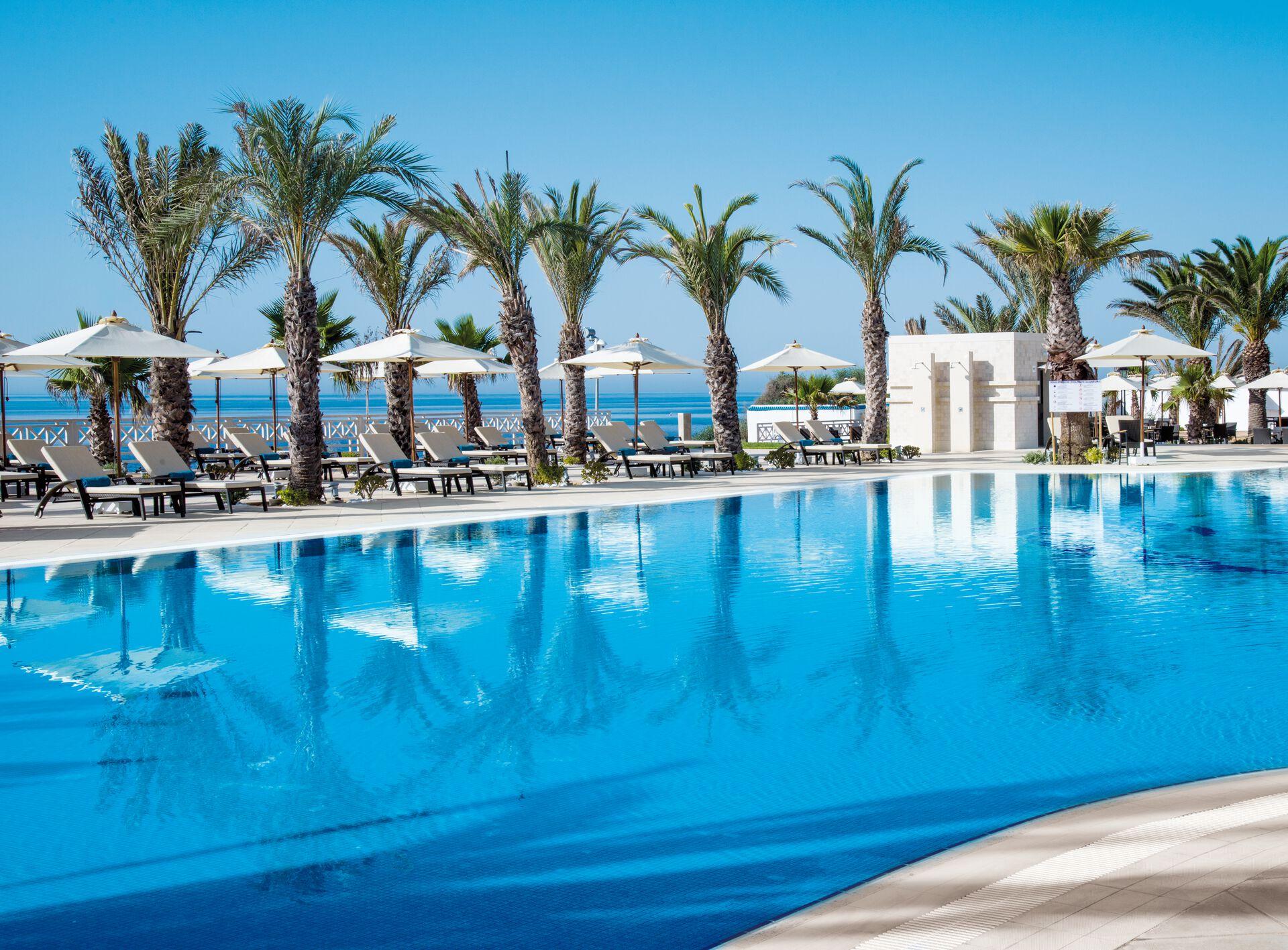 Radisson BLU Resort & Thalasso - chambre double côté jardin