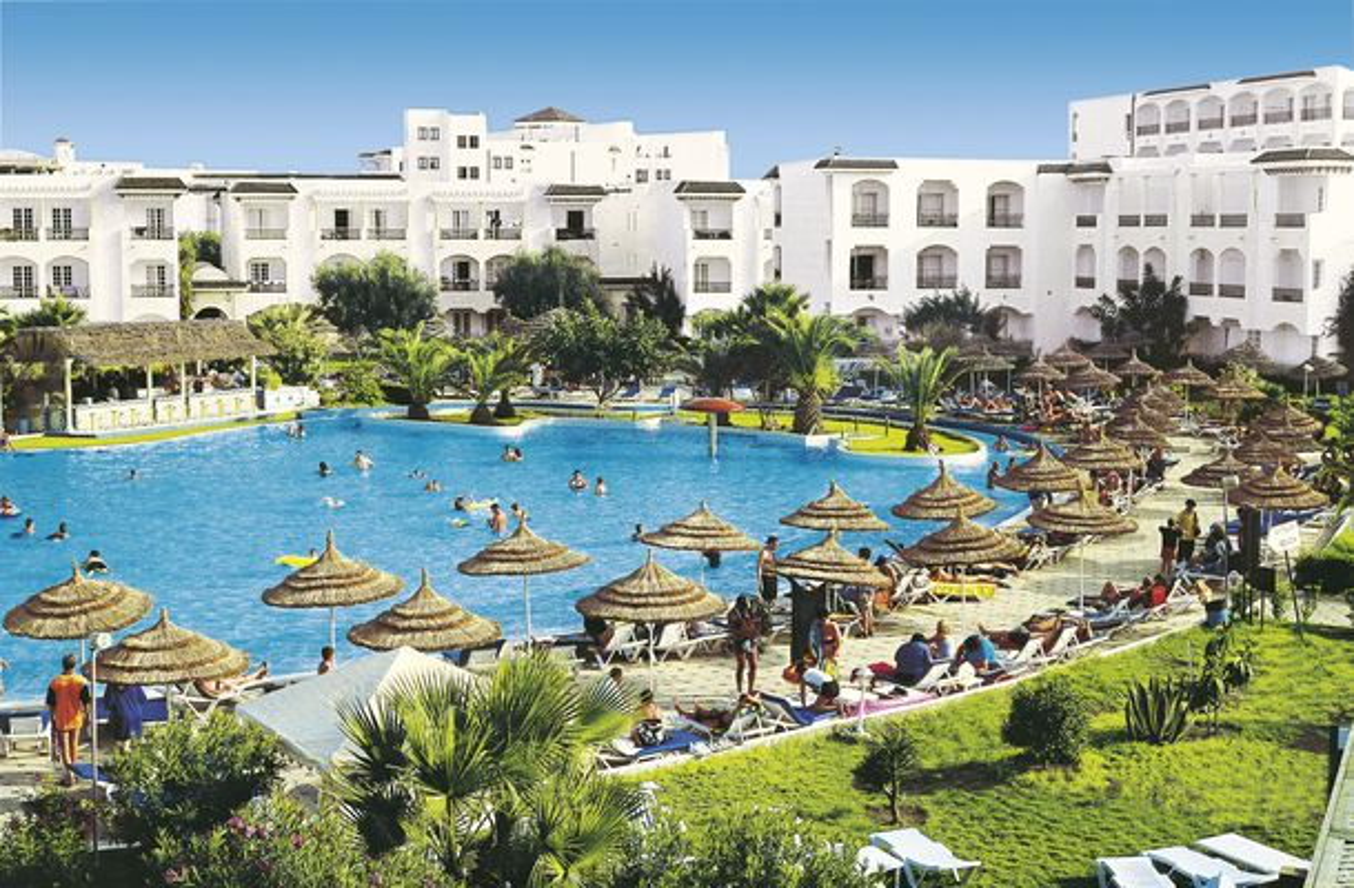 Hôtel Palmyra Aquapark Kantaoui - 3*