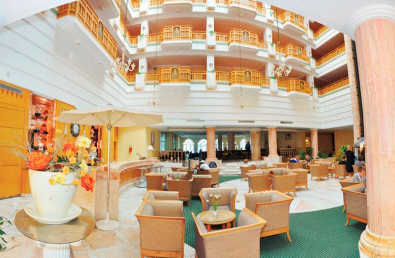 Hôtel Marhaba Royal Salem - 4*