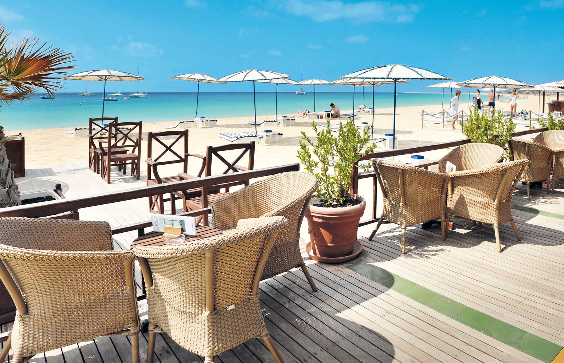 Cap Vert - Sal - Hôtel Morabeza 4*