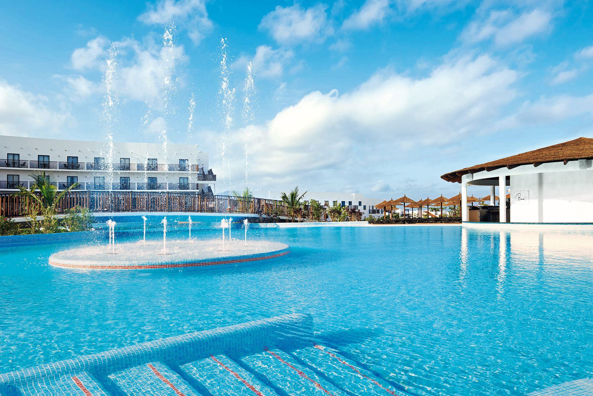 Meliá Dunas Beach Resort & Spa - chambre double premium
