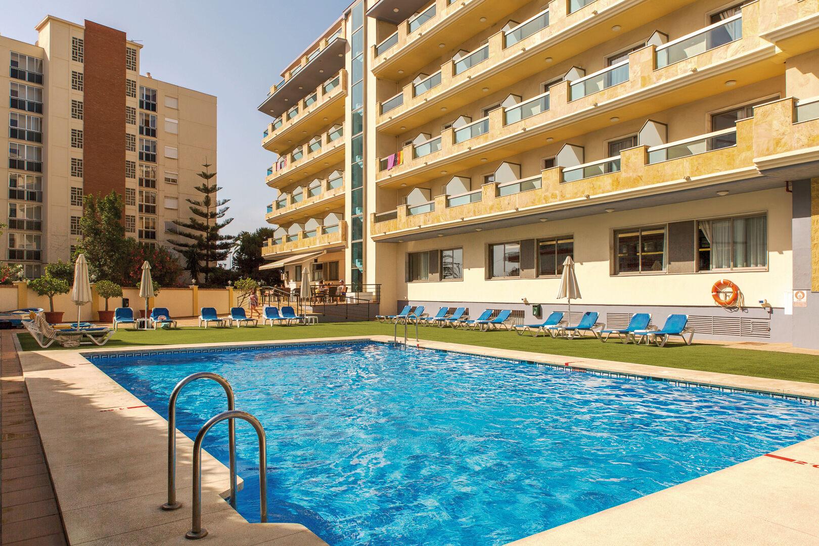 Séjour Andalousie - Hotel BQ Andalucia Beach - 4*
