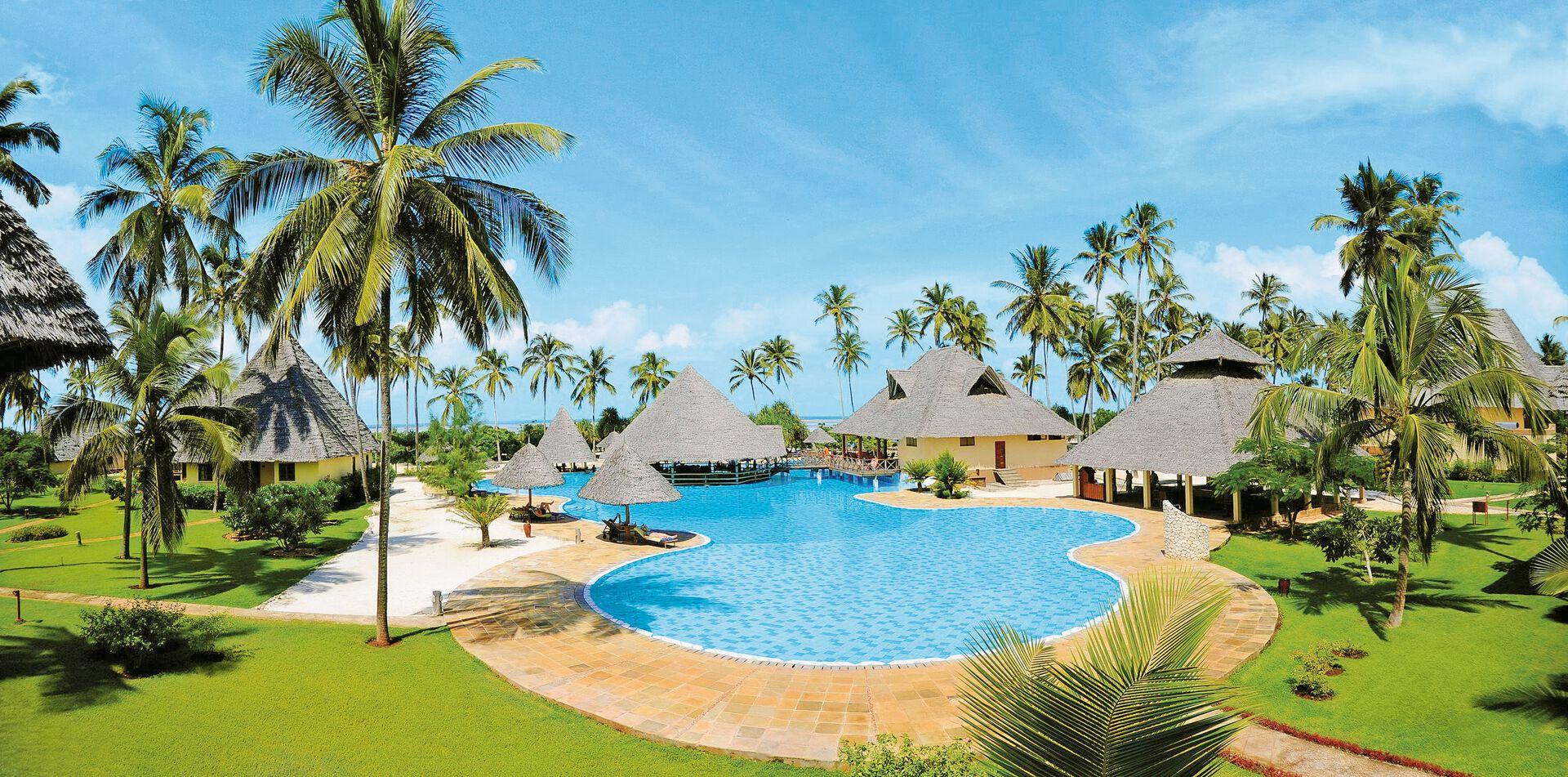Neptune Pwani Beach Resort & Spa - 5*