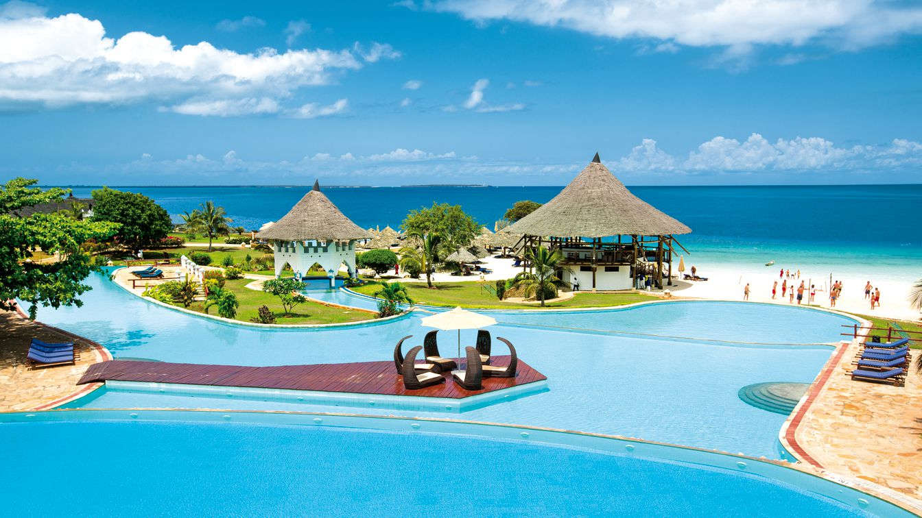 The Royal Zanzibar Beach Resort - 4*