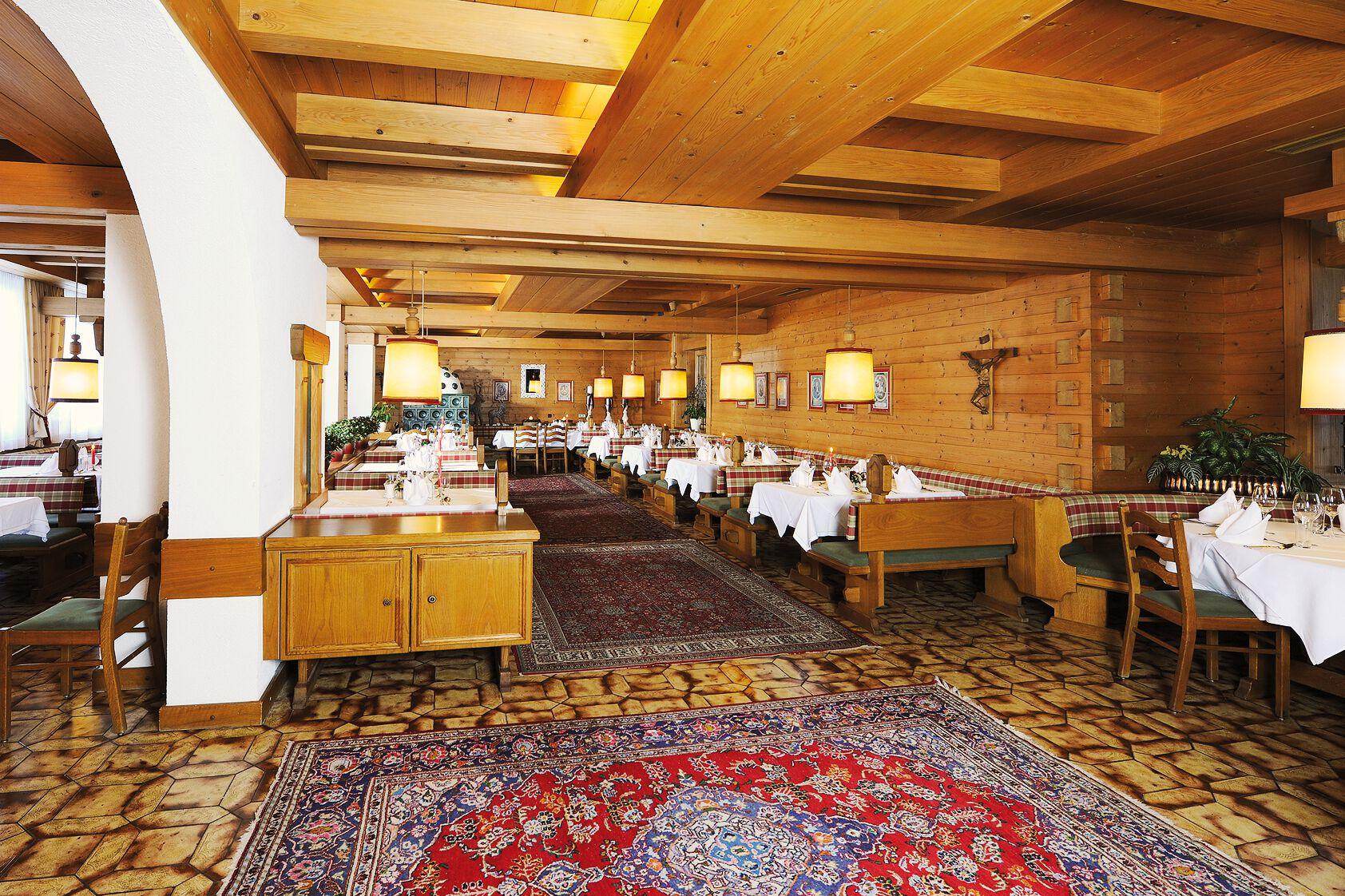 Restaurant im 3* Hotel Salzburgerhof