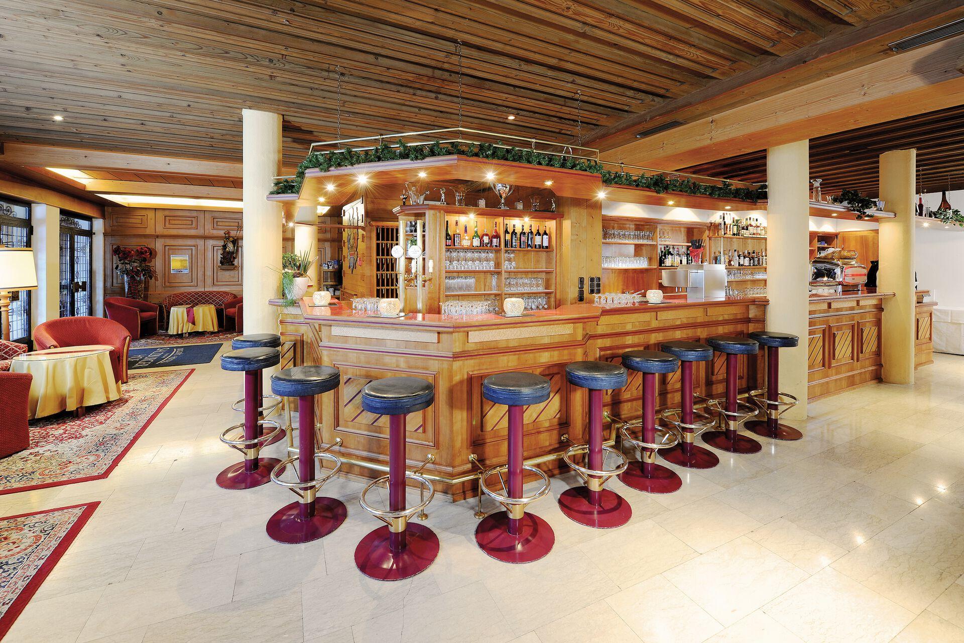 Bar im 3* Hotel Salzburgerhof
