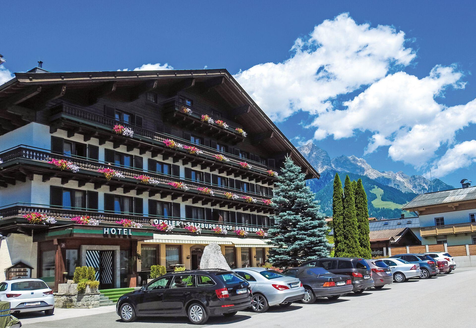 Ihr 3* Hotel Salzburgerhof