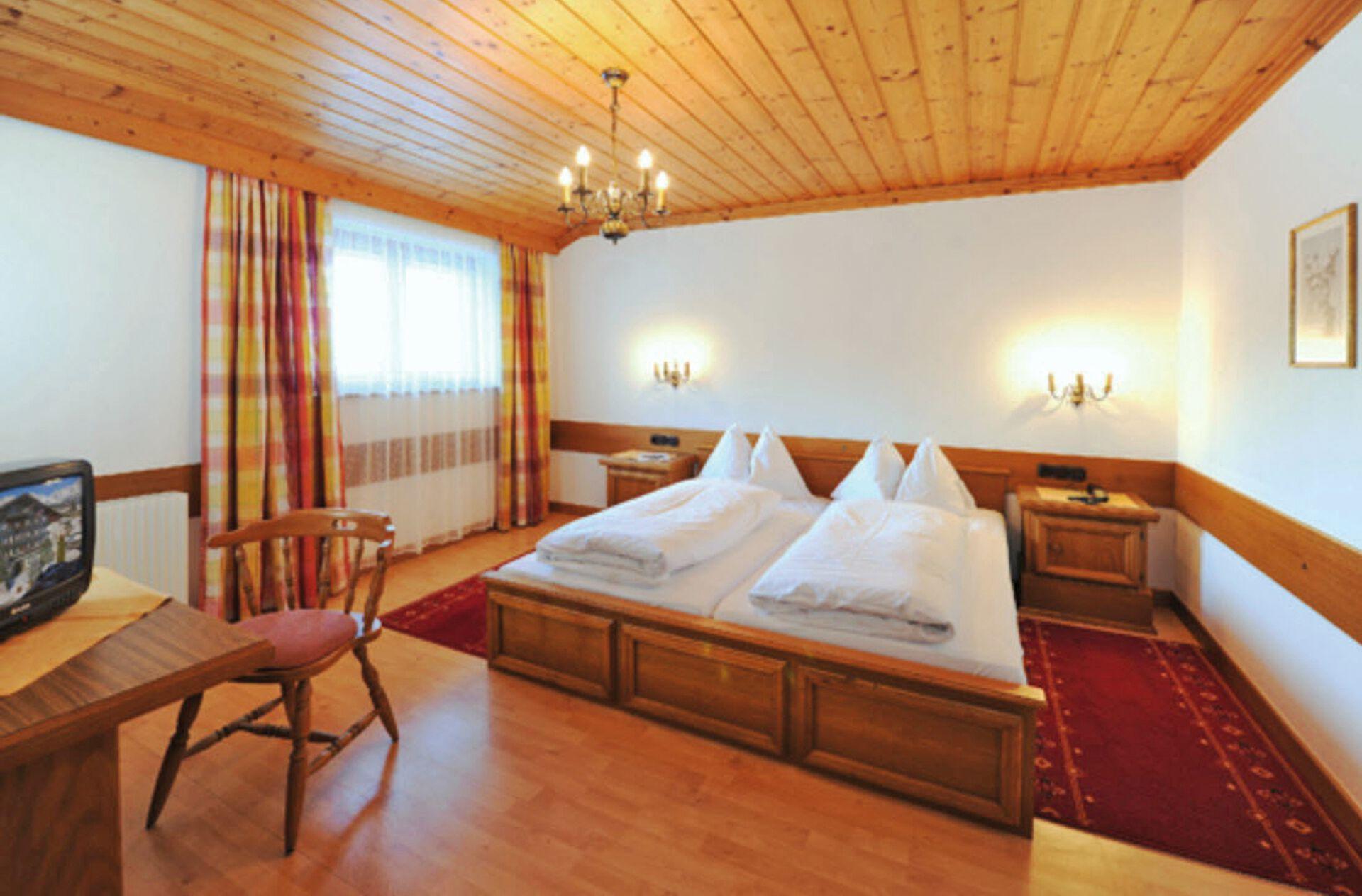 Wohnbeispiel im 3* Hotel Salzburgerhof