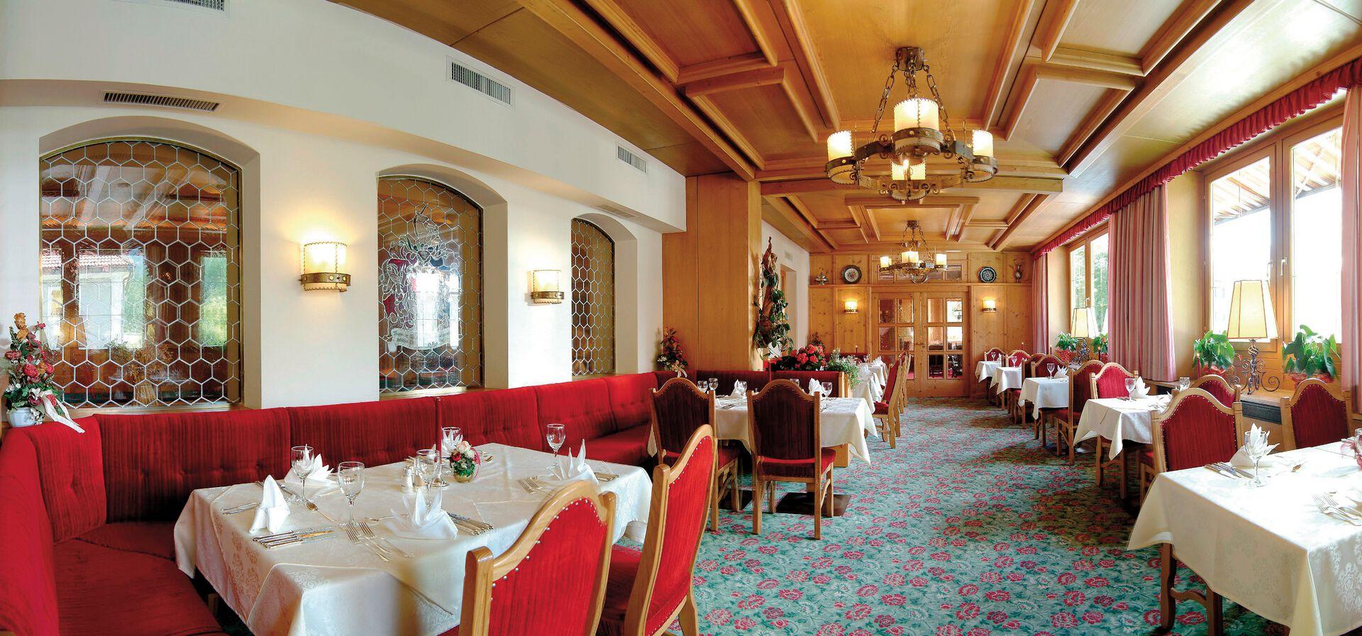 Restaurant im Hotel Völserhof