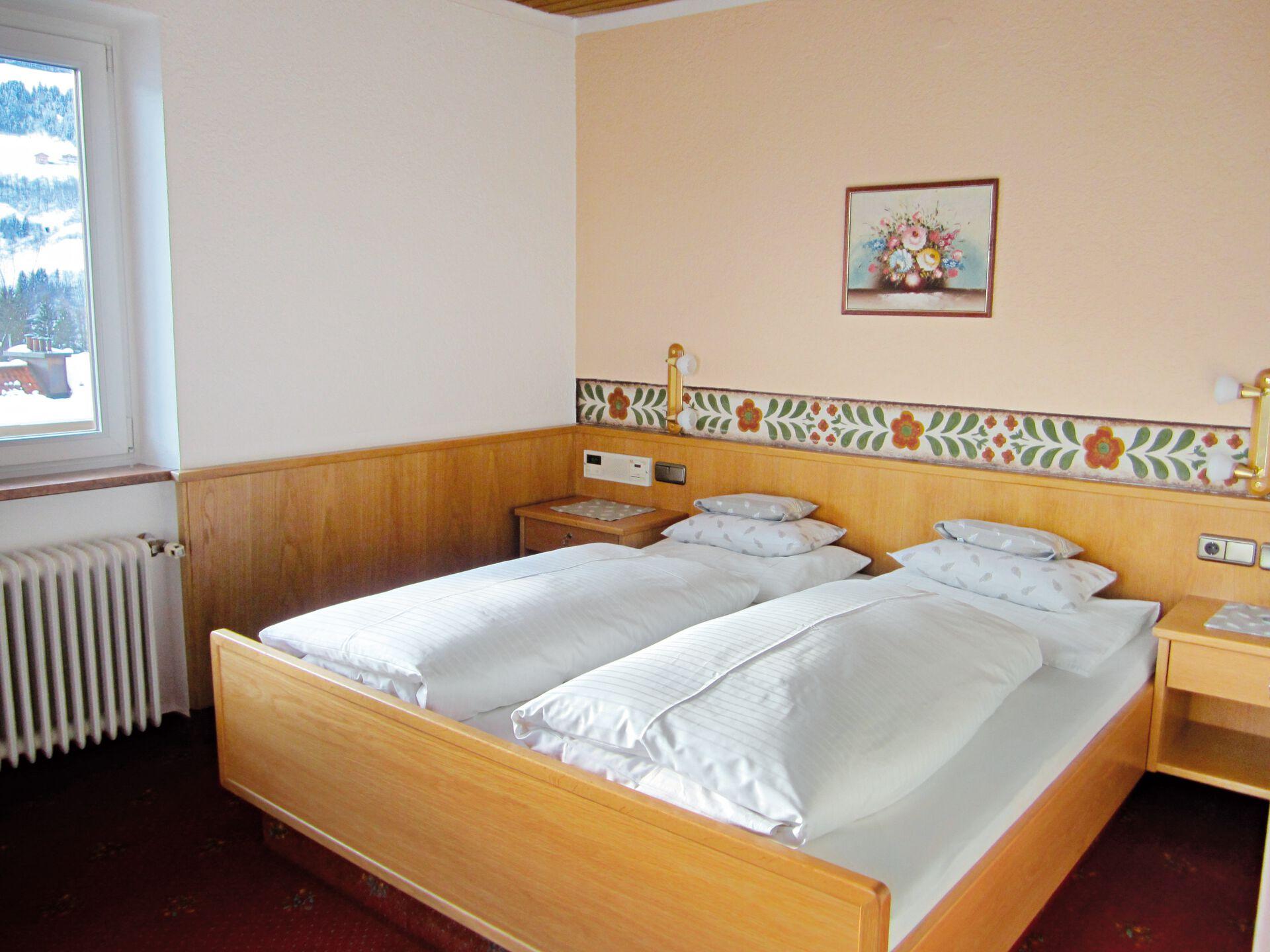 Wohnbeispiel im Hotel Völserhof