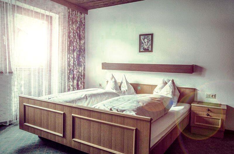 Wohnbeispiel im Gasthof Alpenblick (Nebenhaus)