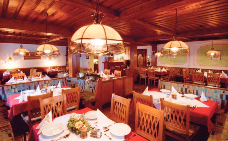 Restaurant im Gasthof Alpenblick
