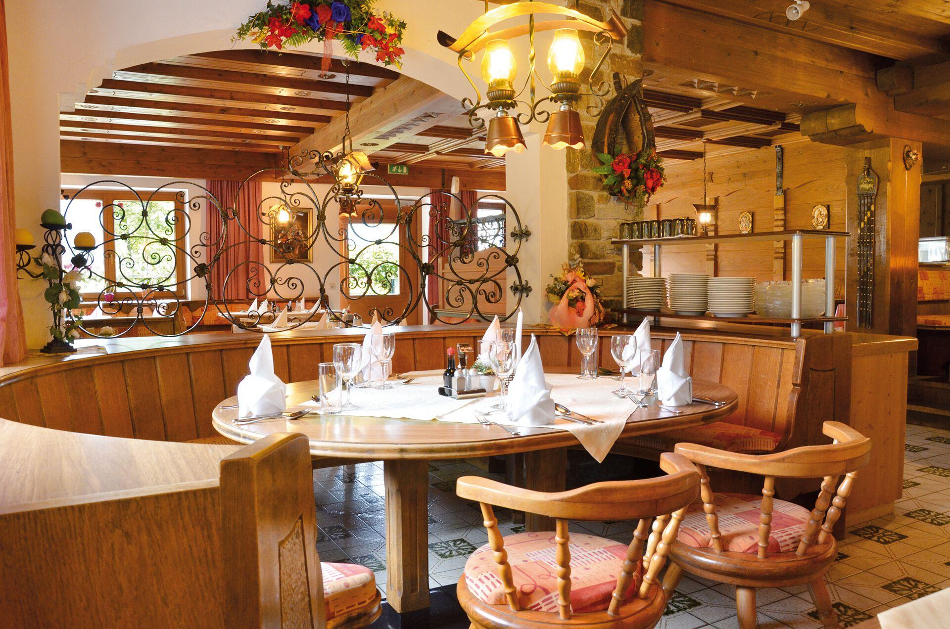 Restaurant im Gasthof Klausenhof