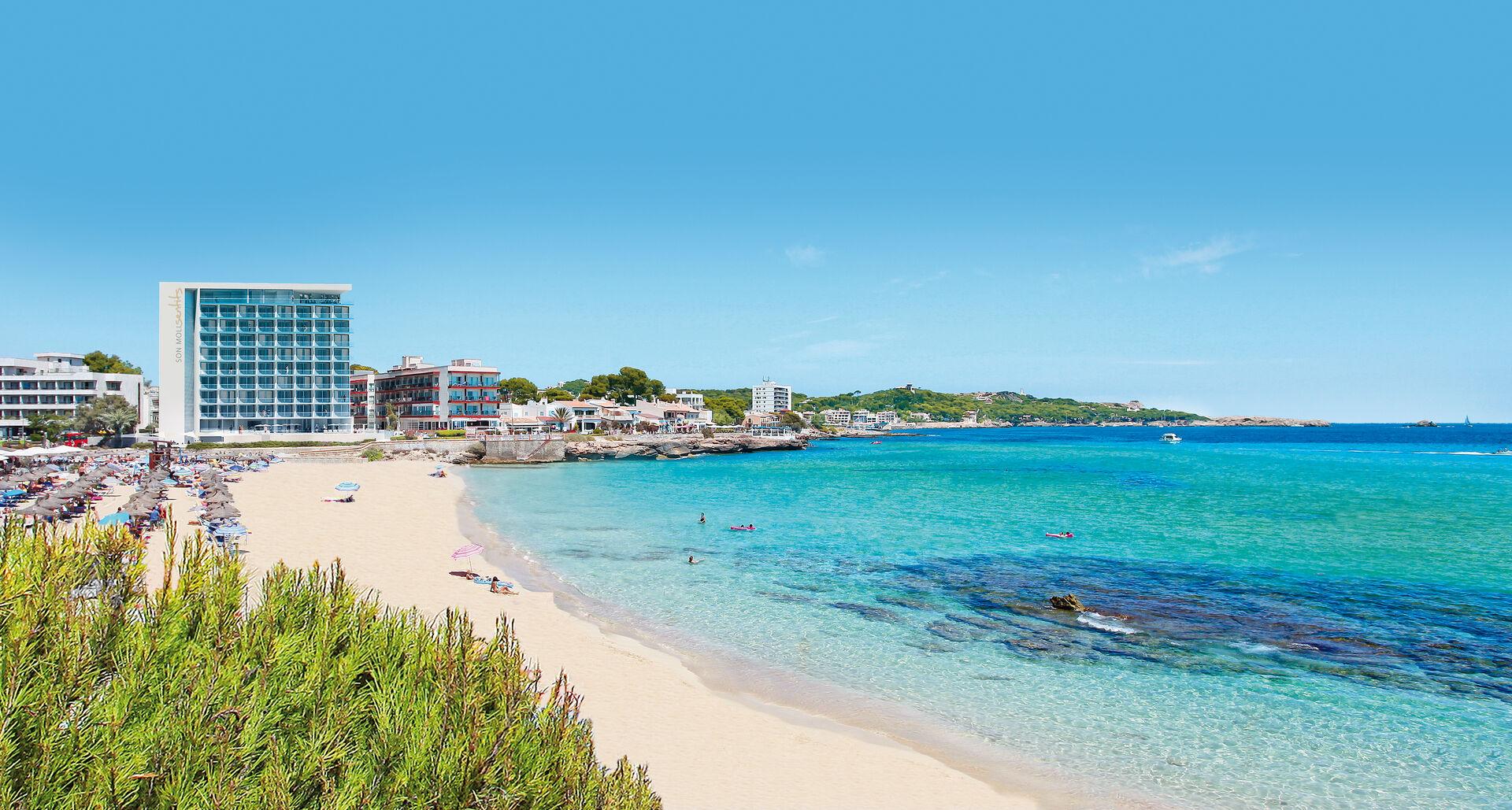 Séjour Palma de Majorque - Hotel Son Moll Sentis - 4*