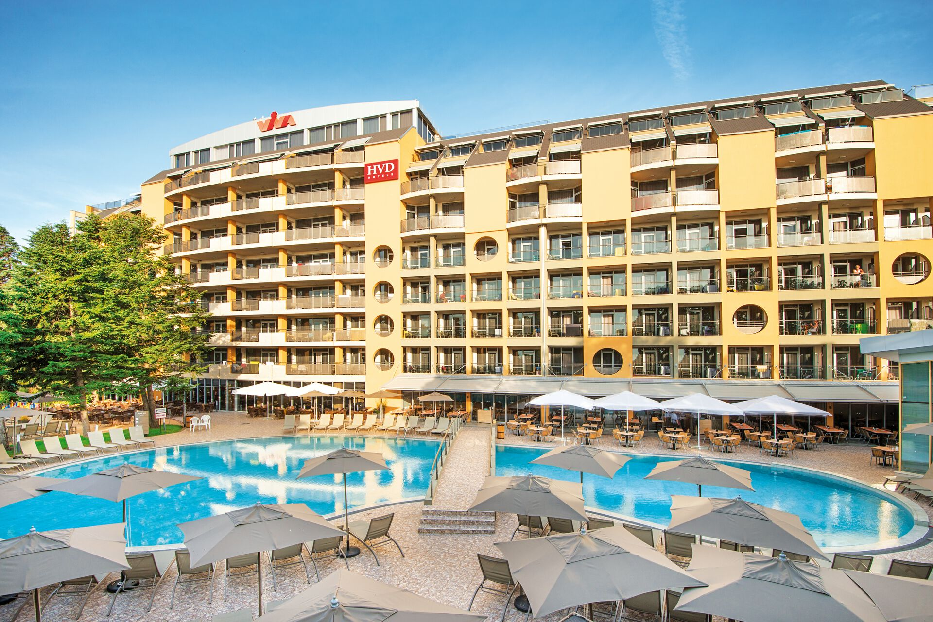 HVD Hotel Viva - chambre double low cost