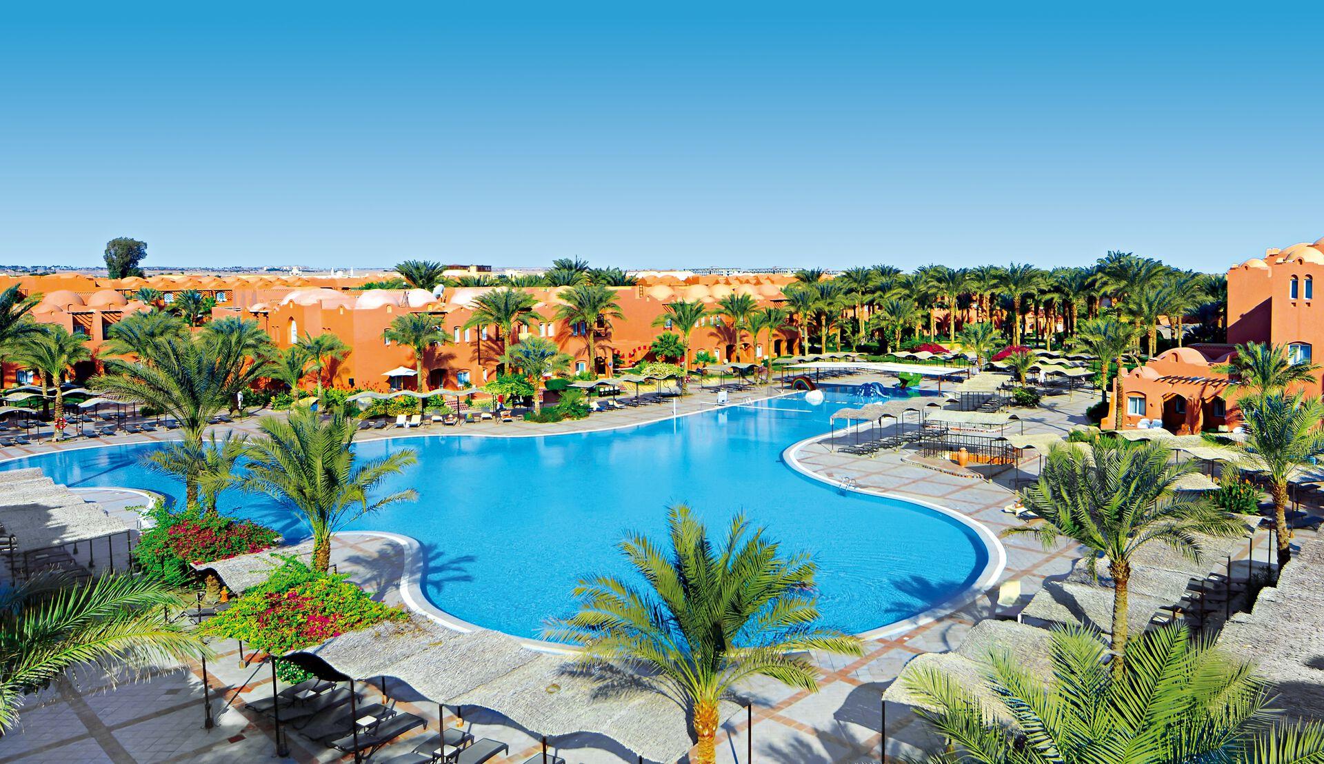 Hôtel Jaz Makadi Oasis Resort & Club 5* - 1