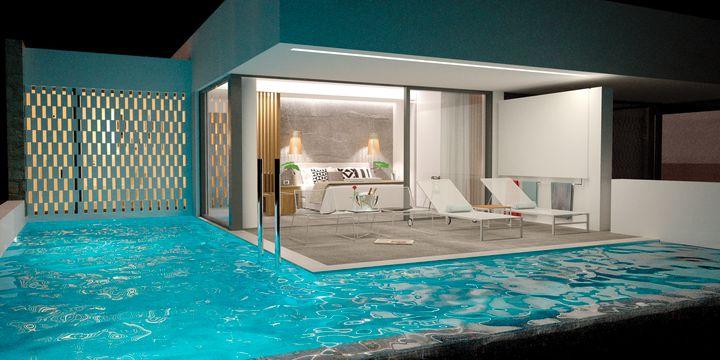 Grèce - Iles grecques - Rhodes - Hôtel Lindos Grand Resort & Spa 5*