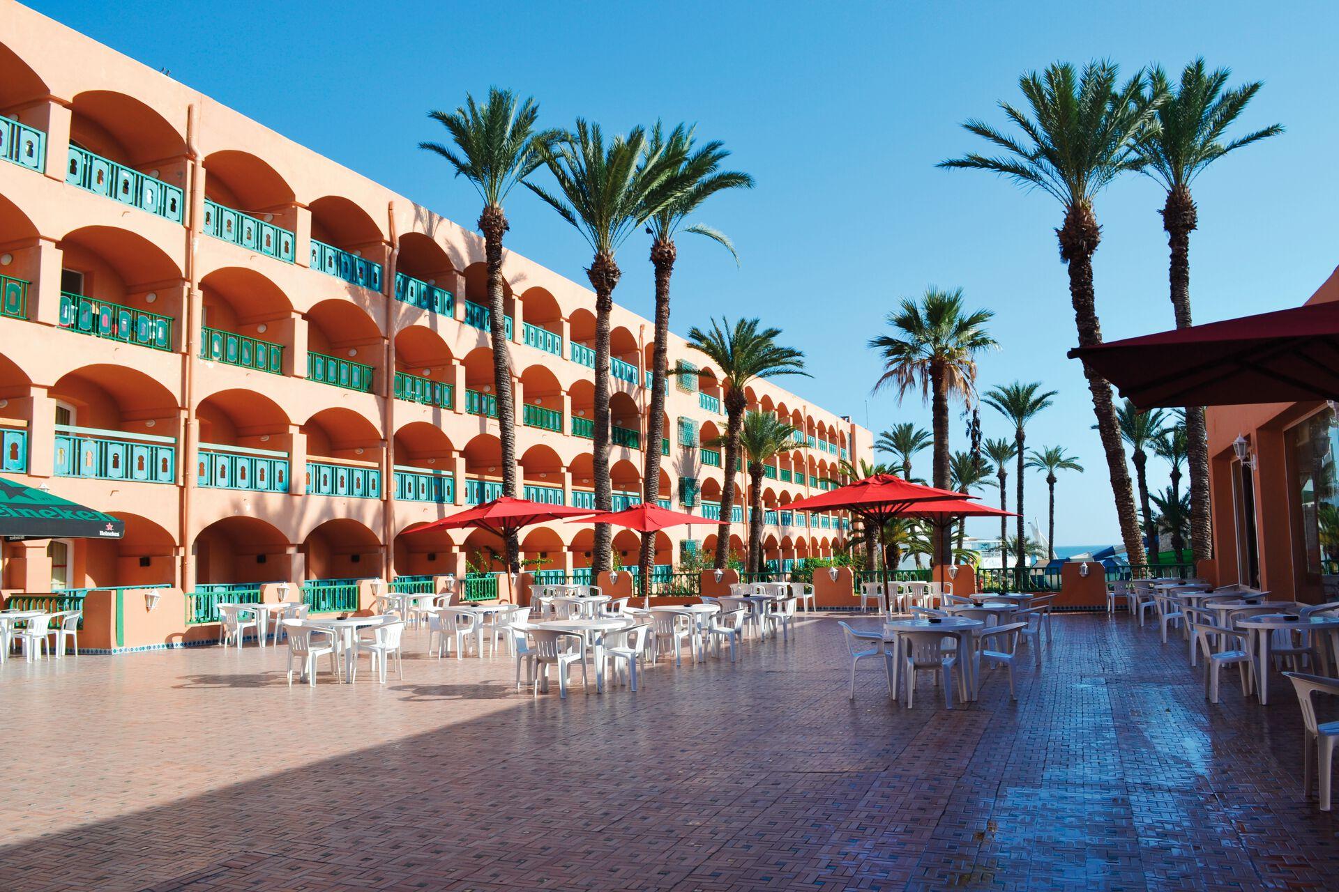 Tunisie - Sousse - Hôtel Marabout 3*