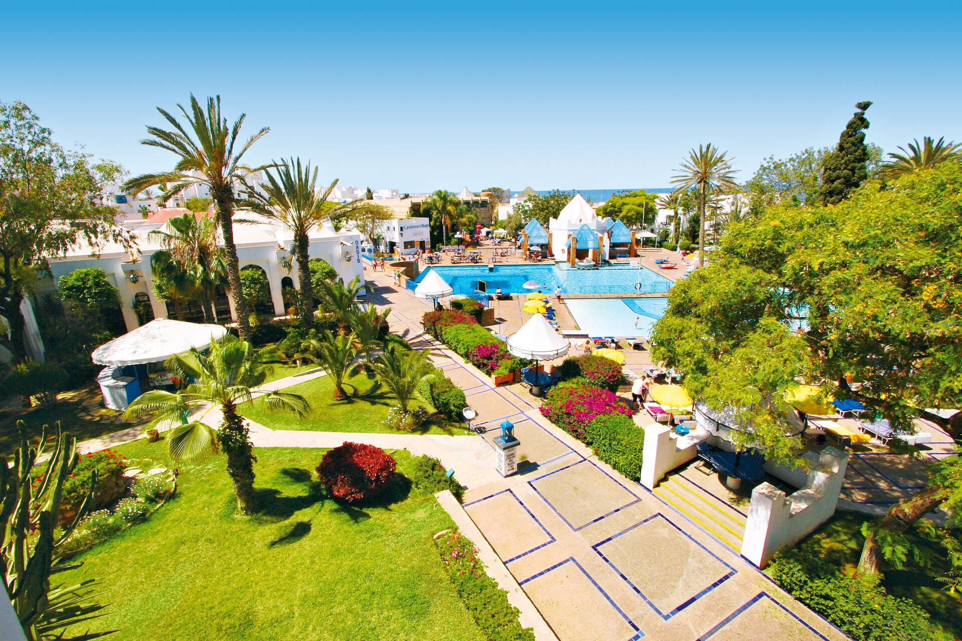 Club Tamlelt Resort