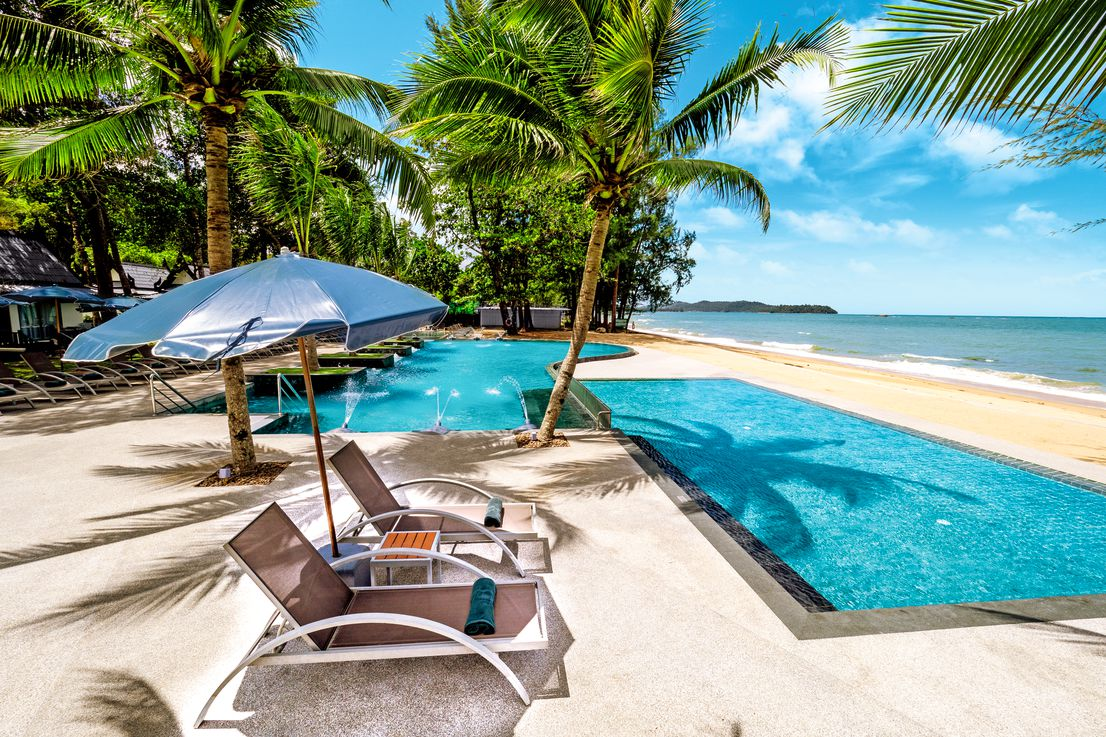 Khaolak Emerald Beach Resort & Spa - chambre double deluxe