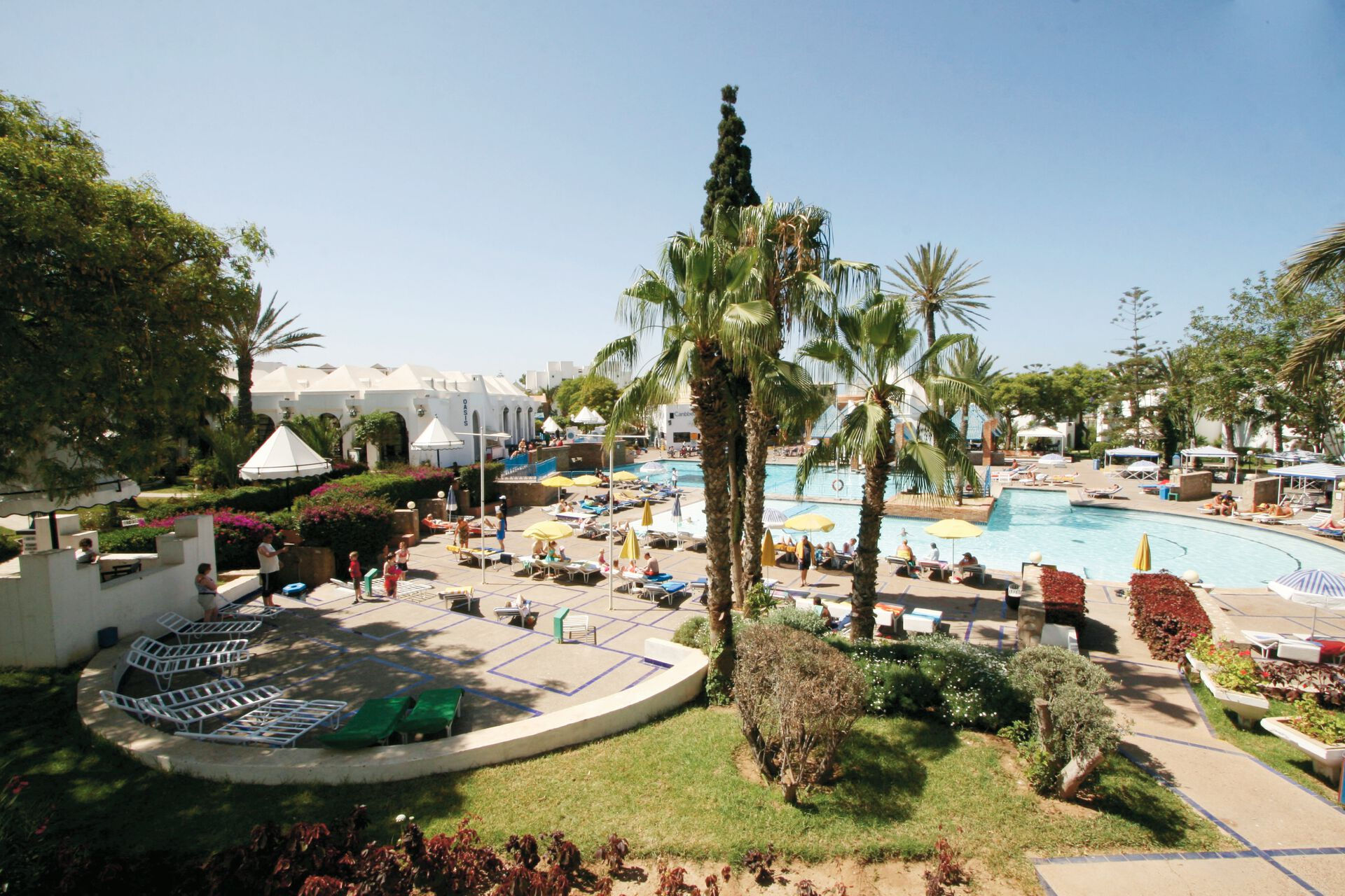 Club Tamlelt Resort - 3*