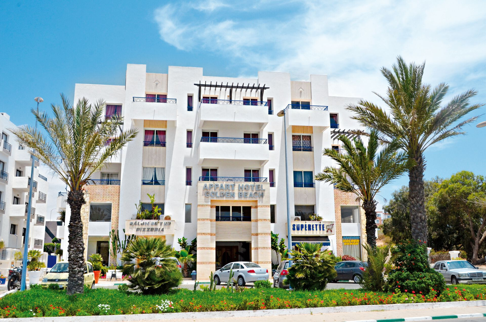 Séjour Agadir - Golden Beach Apparthotel - 4*