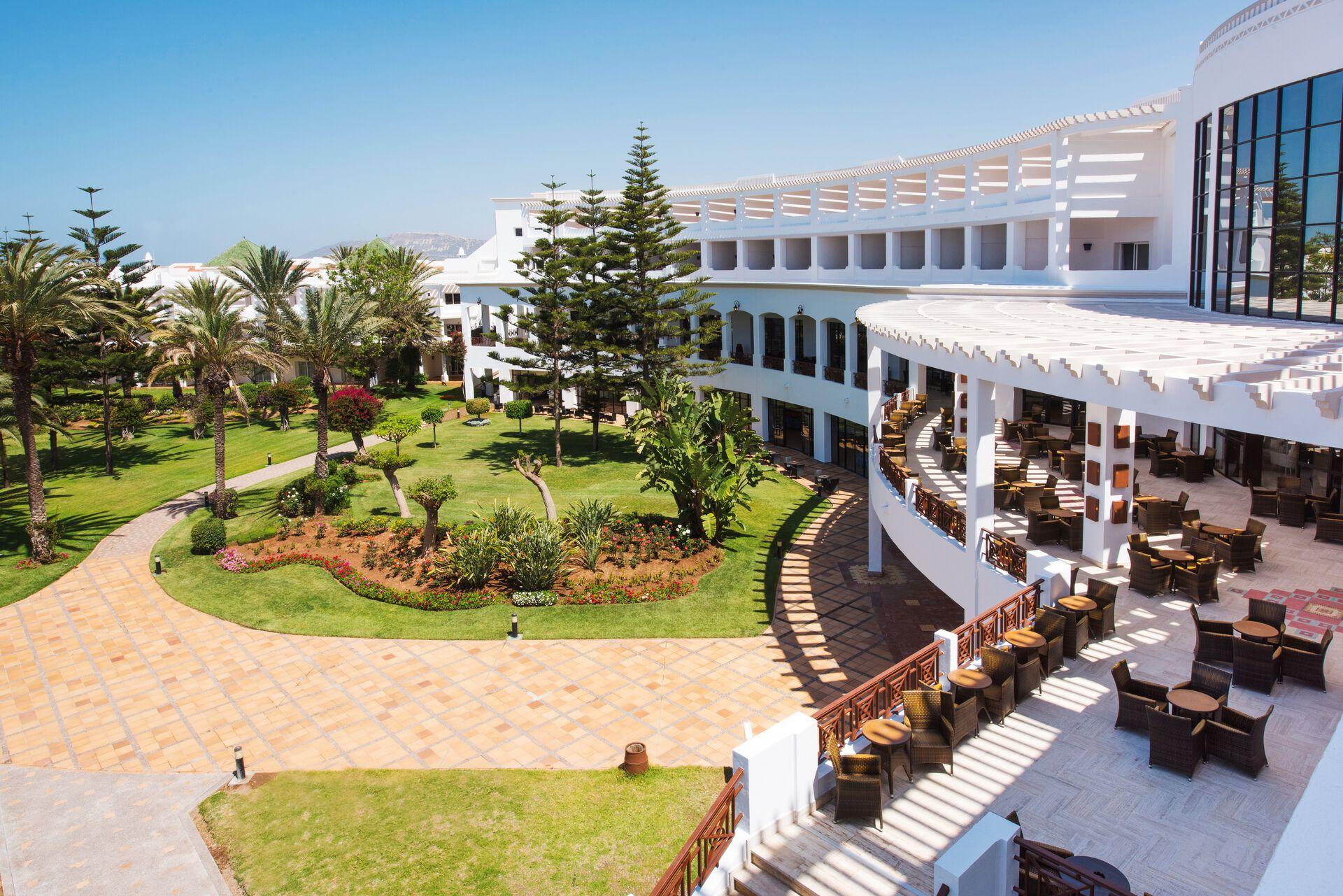 Maroc - Agadir - Hôtel Iberostar Founty Beach 4*
