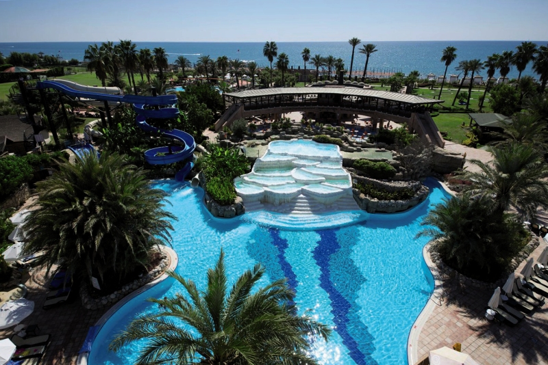 limak arcadia golf & sport resort - 5*