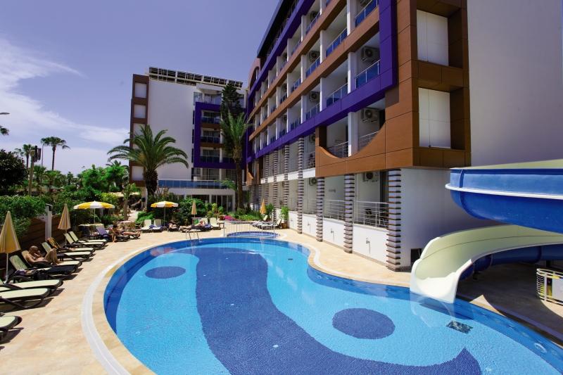 hotel gardenia - 4*