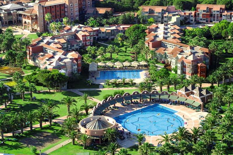 Club Mega Saray -  - 5*