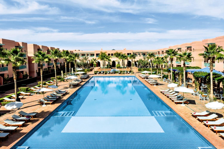 Le Club FTI Privilège Les Jardins de L'Agdal Hotel & Spa (sans chauffeur privé) - 5*