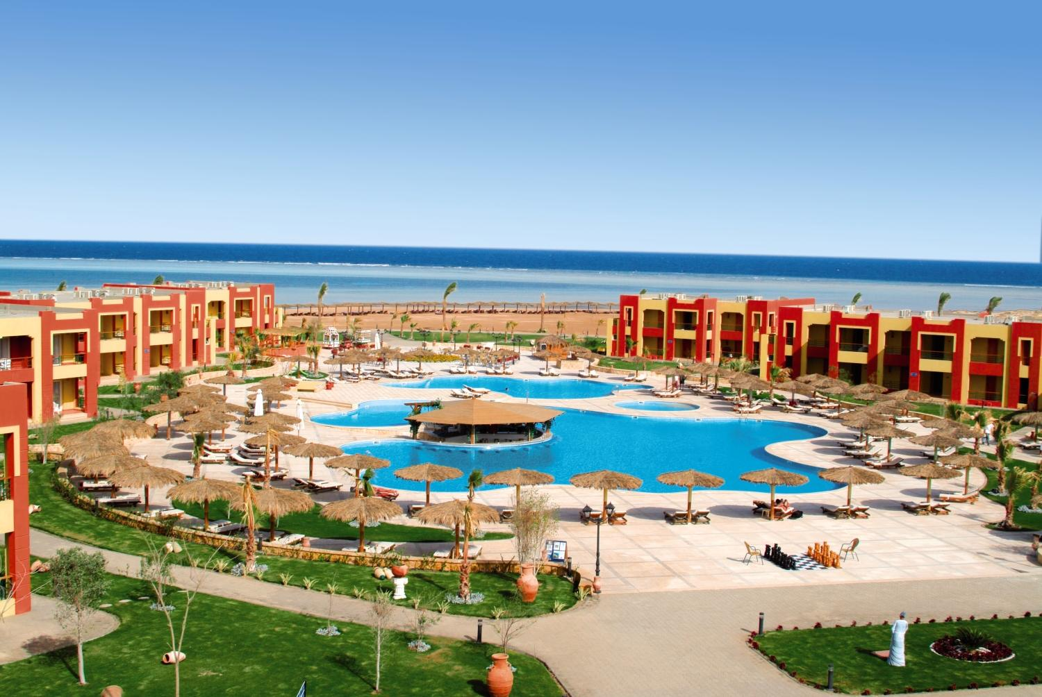 Magic Tulip Resort - 4*