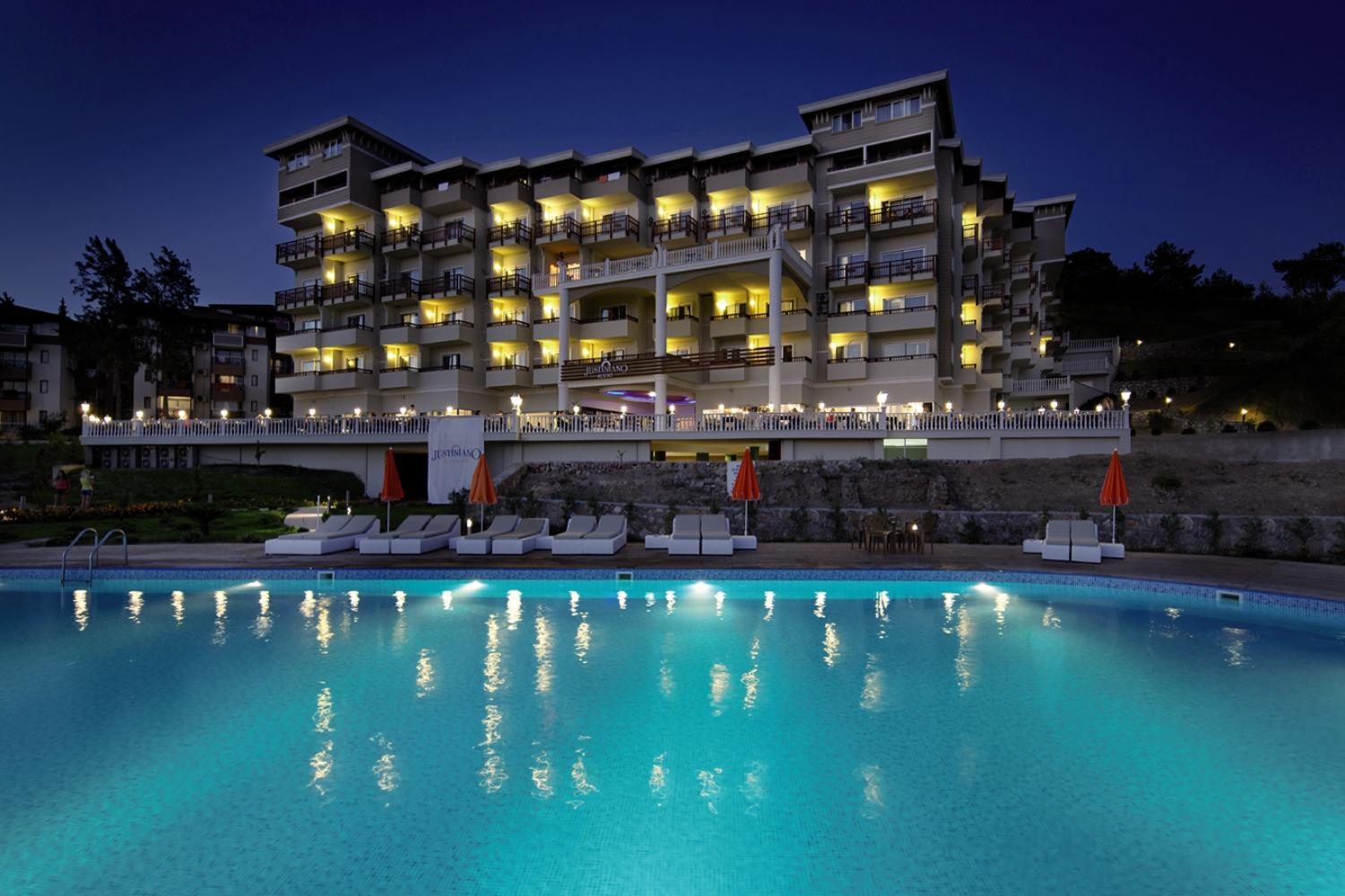 Justiniano Deluxe Resort - 5*