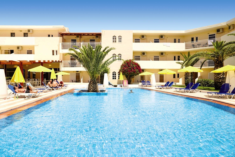 Rethymno Residence Aquapark & Spa - 4*