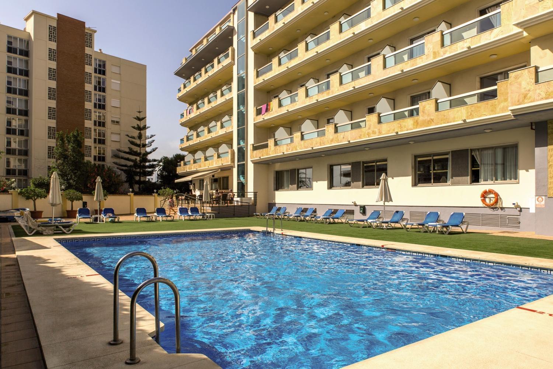 Hôtel bq andalucia beach 4*