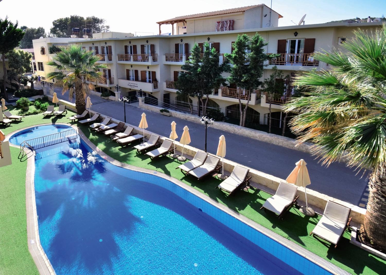 Hôtel Kalyves Beach - 4*