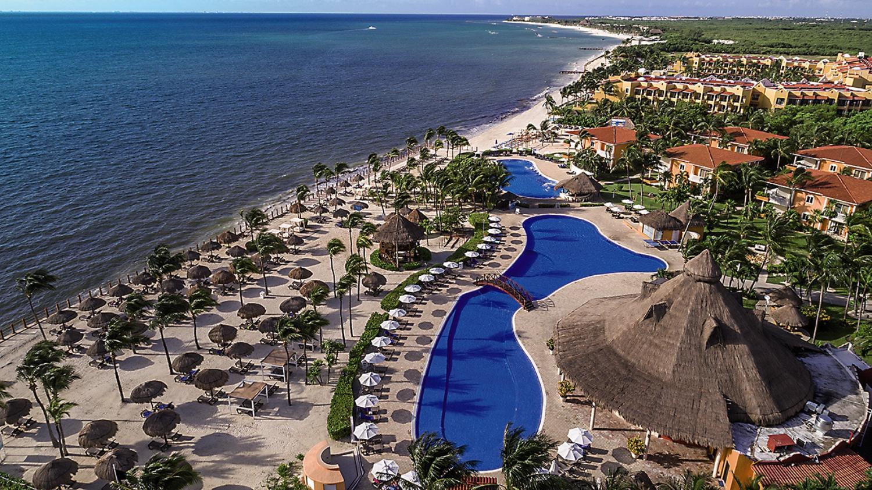 Hôtel ocean maya royale 4*