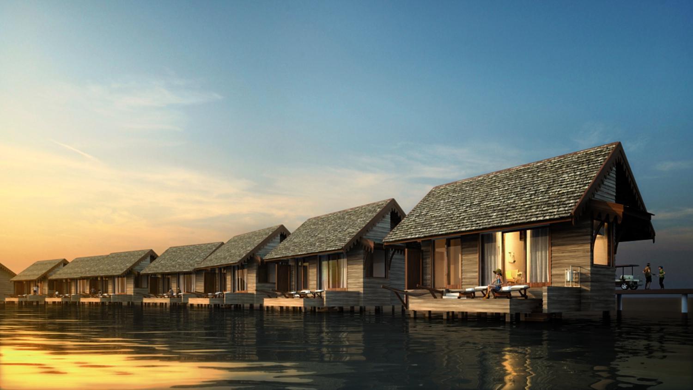 SAii Lagoon Maldives, Curio Collection by Hilton - 4*
