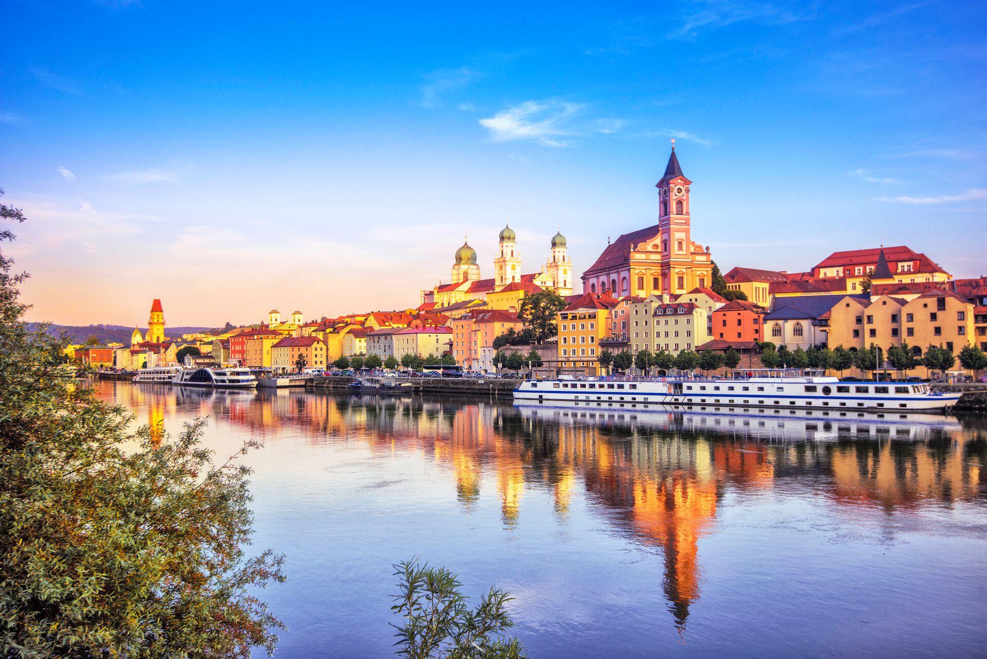 Radreise von Passau nach Wien inkl. Haustürabholung