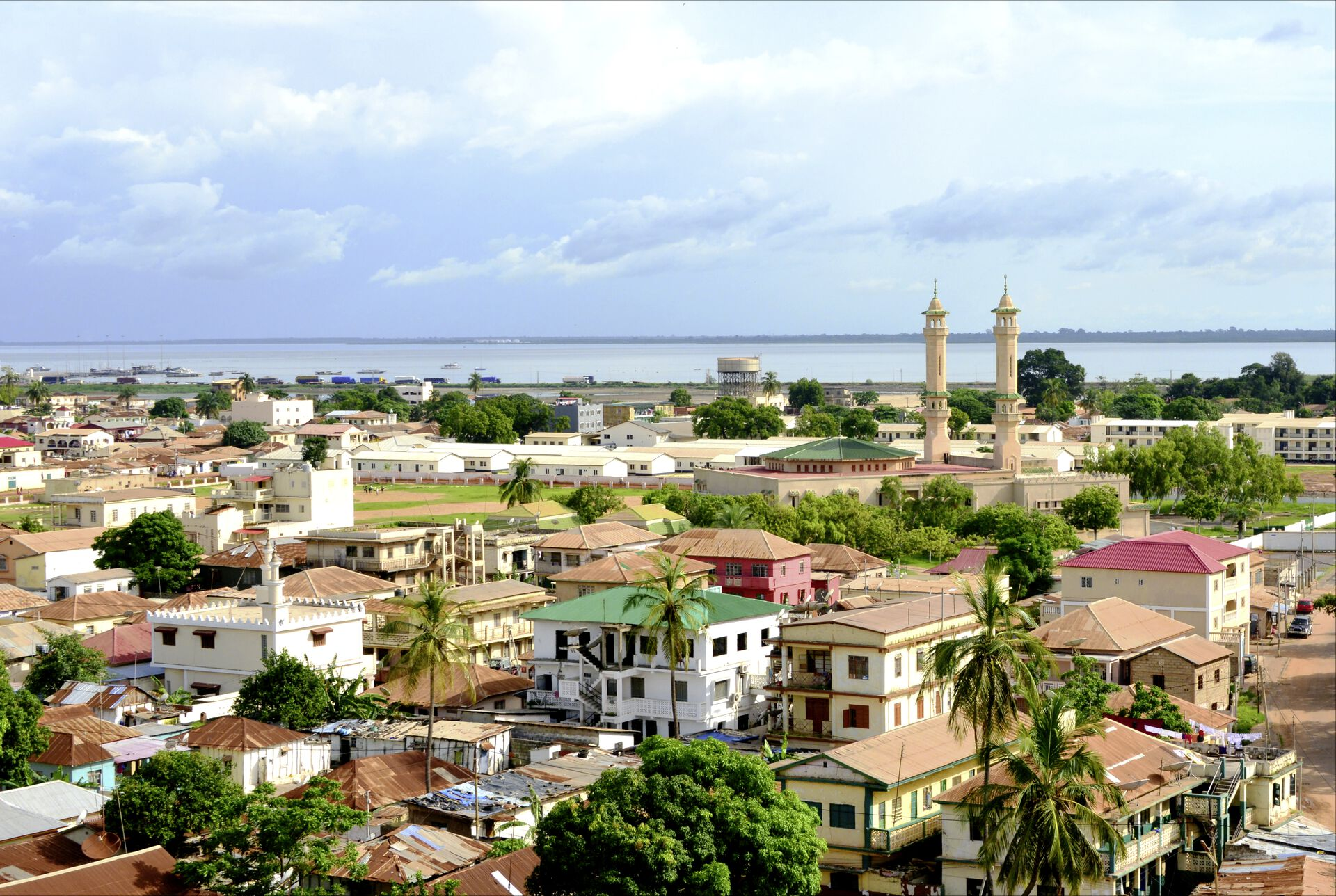 Banjul © mtcurado GettyImages