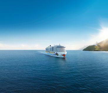 AIDAbella - Orientkreuzfahrt und DoubleTree by Hilton Resort & Spa Marjan Island