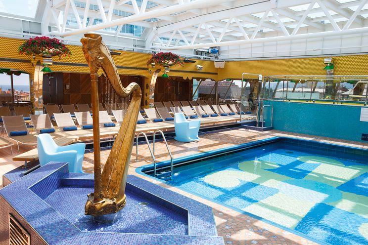 Costa Pacifica-Pool ©Costa