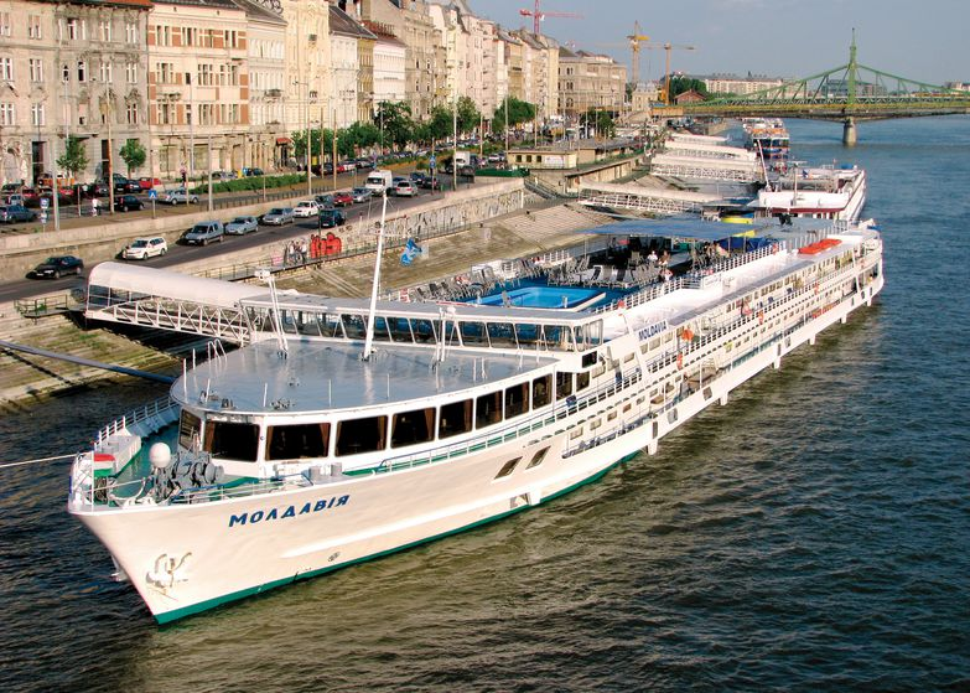 MS Moldavia - Donau Flusskreuzfahrt
