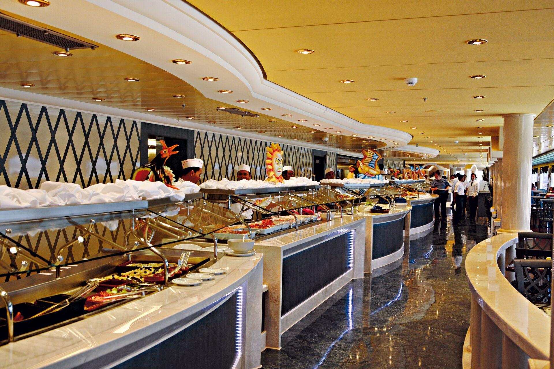 Das Buffet Restaurant La Piazetta