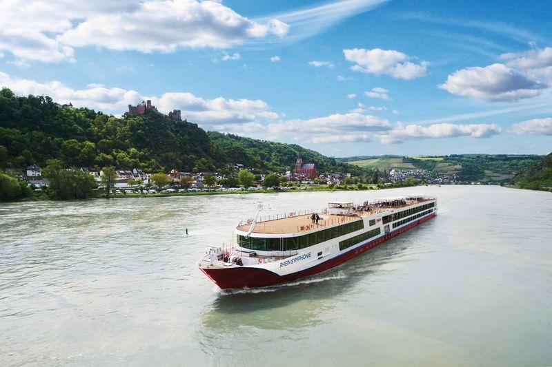 Rhein Symphonie - bezauberndes Rheintal
