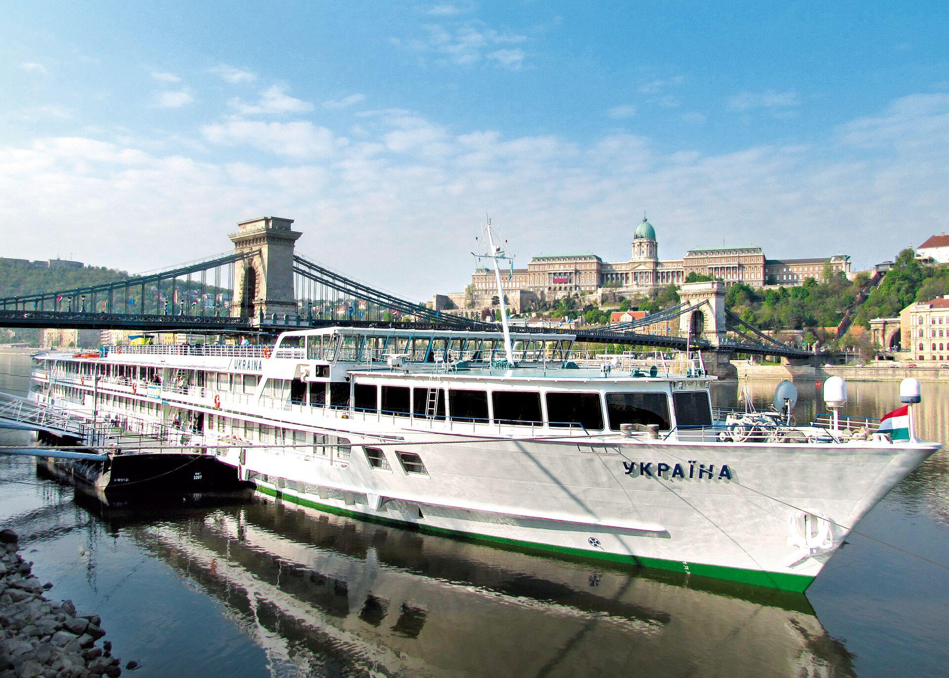 MS Ukraina - Donau Flusskreuzfahrt