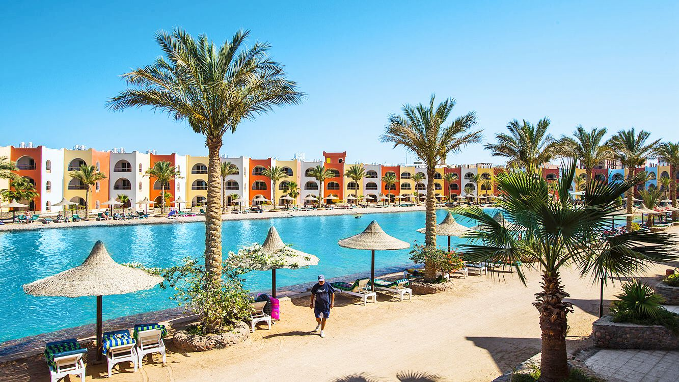 Egypte - Mer Rouge - Hurghada - Hôtel Arabia Azur Resort 4*