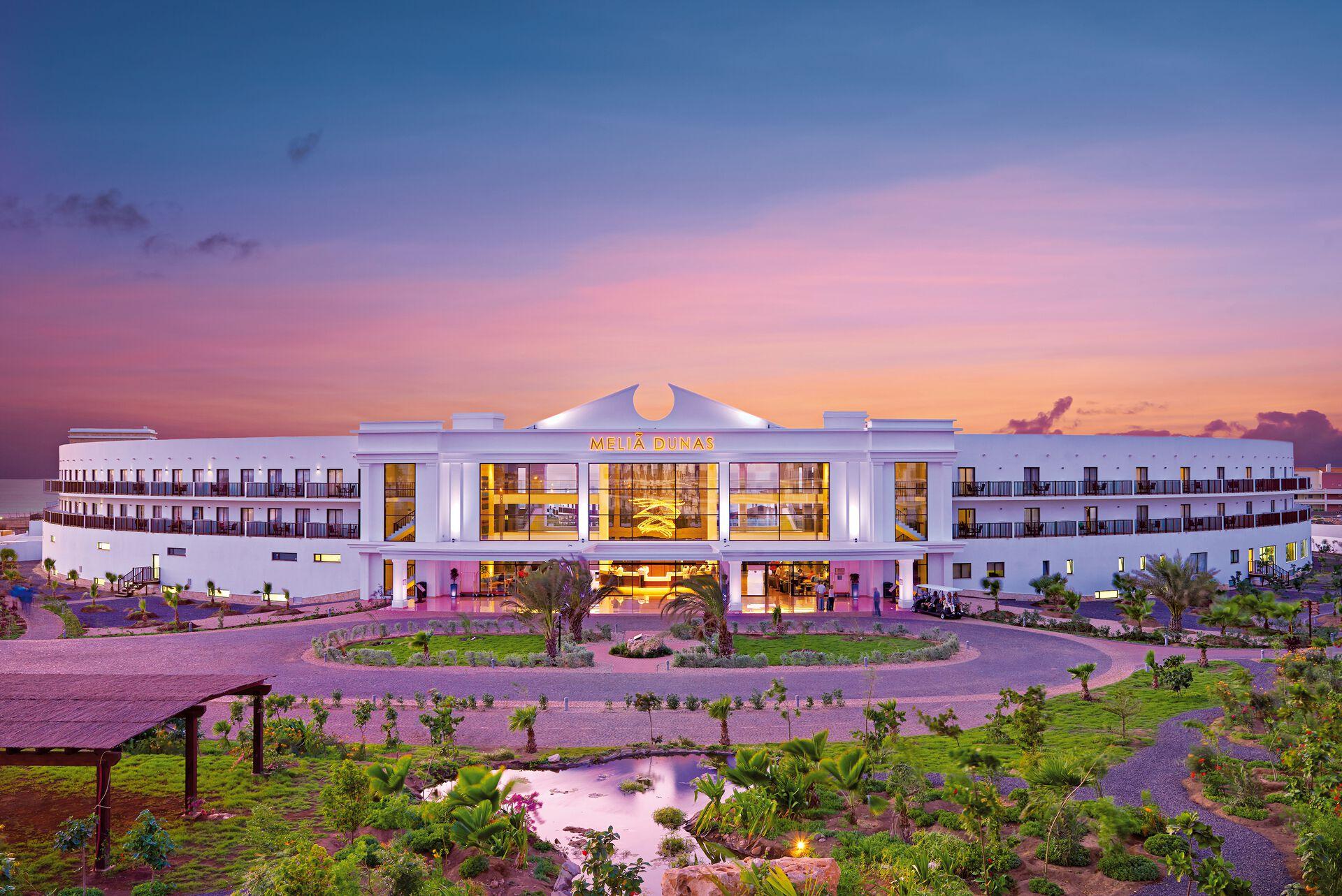 Cap Vert - Sal - Hôtel Meliá Dunas Beach Resort & Spa 5*