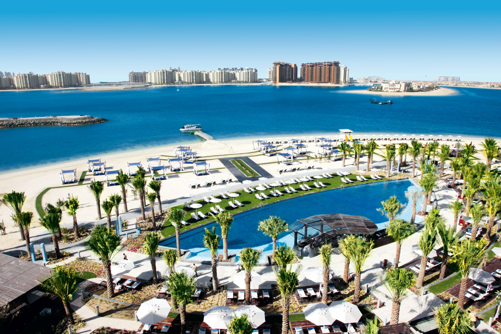 Rixos The Palm Dubai Hotel and Suites - 5*