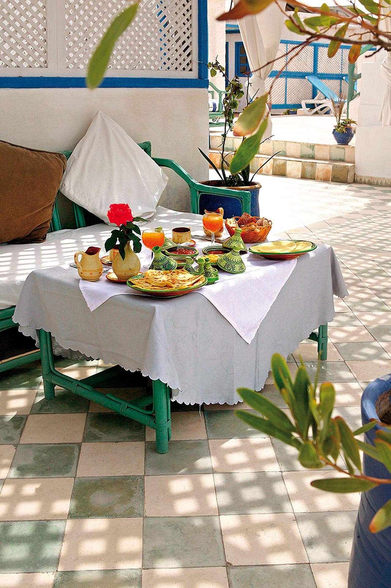 Maroc - Essaouira - Riad Al Madina 4*